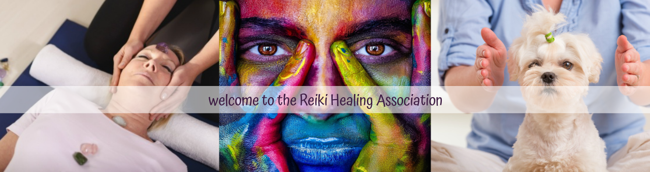 Welcome to the Reiki Healing Association